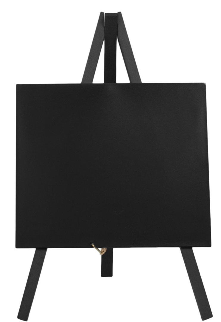 mini staffelei schwarz 3er set. Black Bedroom Furniture Sets. Home Design Ideas