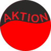 "33mm Kreise ""AKTION"""